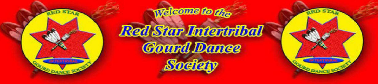 red starintertribal  gourd dance society